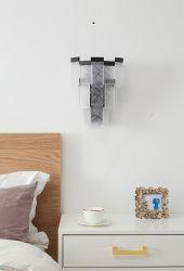 Moderno Hotel Villa/ Corredor Inicio Clásico de Decoración de pared de cristal lámpara (BL900-240W)