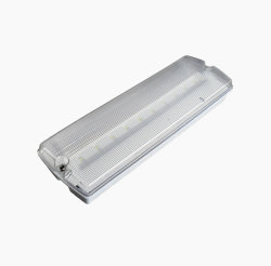 Levou à prova de água IP65 Piscina Exterior recarregável de Emergência Luz de Segurança