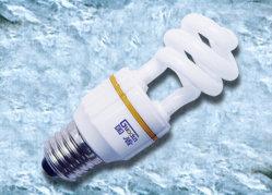[9و] [2.5ت] طاقة لولبيّة - توفير مصباح