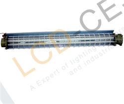 Ex Fluorescent Batten pour la classe IIA, IIB, IIC atmosphères de gaz explosifs avec l'eau preuve IP65 pour le groupe de température T1 T2 T3 T4 T5 T6 le fonctionnement de l'environnement