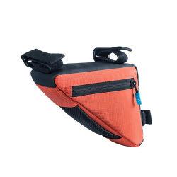 Sacchetto resistente durevole del tubo della parte superiore della bici del sacchetto della bici dell'acqua del sacchetto del triangolo della bici