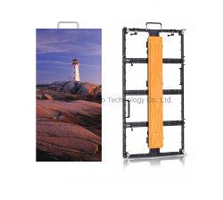 Fabricant de la haute définition directement P4.81 Affichage LED de plein air pour la phase de location de l'écran du panneau d'affichage de fond
