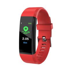 Donne astute impermeabili della vigilanza IP67 di Smartwatch della vigilanza di pressione sanguigna di misura della vigilanza del video astuto elettronico astuto di frequenza cardiaca