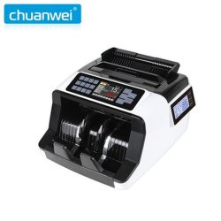 Al-7200 Geldzähler Falsche Währung Detektor Falsche Währung Detektor