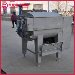 Los alimentos pesados Mezclador al vacío de la máquina para remover y dar forma a la carne de llenado y para la industria de procesamiento de catering a gran escala y de negocios
