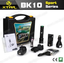 Xtar مصباح جديد للدراجة Bk10 CREE U2