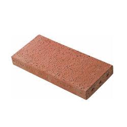 Enfrentando os tijolos de terracota argila Azulejos ladrilhos de cerâmica e tijolos virado