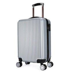 Hard Shell Equipo Carrito de la bolsa de equipaje de viaje de aluminio resistente al agua Maleta con ruedas