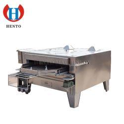 Hot sale Semi-automatische Coated Sugar Peanut Snack Roastmachine / productie van Japanse Snack Peanuts