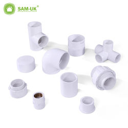 Taizhou China Pipe Fittings PVC Elbow Connection Integral Socket Supplier Aanzienlijke korting