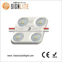 4LED 高品質ホールセール LED 標識モジュール、 160 度レンズ付き
