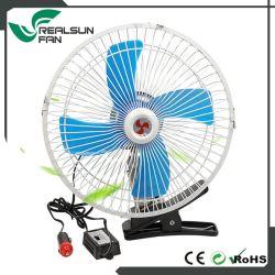 L'automobile d'oscillazione della clip smazza un ventilatore automatico di raffreddamento dei 12 di volt della mini automobile ventilatori del camion per il radiatore