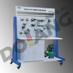 Didactique de l'enseignement de l'éducation de la formation d'équipement, Module de base pneumatique Dlqd-Dp101 Set de formation des formateurs