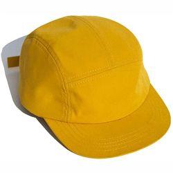 맞춤형 나일론 비정형 캡 5 패널 모자 Snapback Hat 남성용 여성용