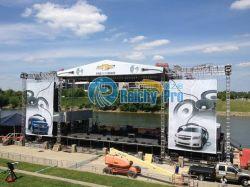 Aluminiumbinder-Stadiums-Geräten-im Freien beweglicher Stadiums-Dach-Innenbinder für Ereignis-Konzert