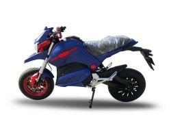 전기 모터바이크 2개의 바퀴 2000W를 가진 소형 경주 기관자전차 발동기 달린 자전거 스쿠터