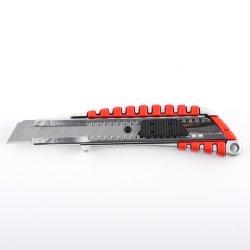 Qualité assurée couteau utilitaire box cutter avec de fines de fabrication