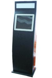 H5c Selfservice Touchscreen Kiosk con 3G e Light Box