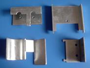 Disipador de calor de aluminio de la aplicación eléctrica (ZX-H001)