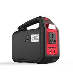 194Wh 150W Batterie lithium-ion générateur de puissance solaire portable avec la CE RoHS FCC PSE