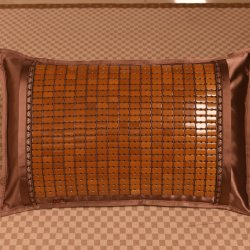 Handmade 대나무 방석 베개 상자를 냉각하는 여름