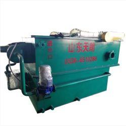 Flotación por aire disuelto Daf la máquina para el tratamiento de aguas residuales de fabricación de papel