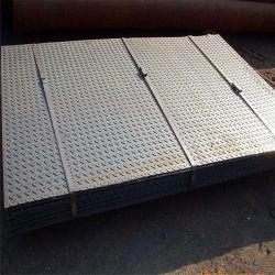 Kohlenstoffstahl-Gleitschutzplatte der China-Tianjin A36 Q235B S275 Ss400 Checkered Frau-