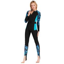 Het Zwemmen van Lycra van de Vrouwen van Sbart het Surfen het Snorkelen Wetsuit