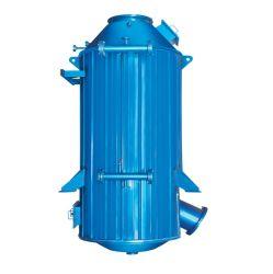 Lrf/Wrf Verwarmer van de Olie van het Uitlaatgas de Thermische