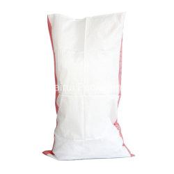 Durable 25kg 50kg tissé en PP blanc sacs de maïs grain de maïs