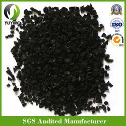L'écrou de la poudre de charbon actif granulaire de Shell pour l'eau de purification de déchloration