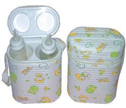 Горячие продажи портативных молоко бутылки пластиковые подогреватель бутылочек для кормления молоком расширительного бачка