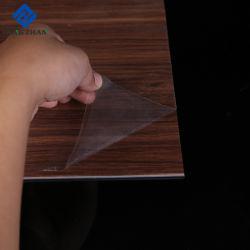 30-100 microns Film de protection en polyéthylène pour le plastique PVC PMMA PC feuilles en PET