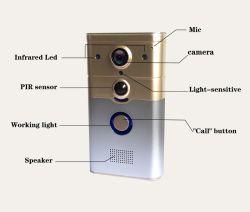 Новый дом безопасности WiFi 3G видео с камеры телефона двери дверь селекторной связи