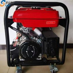 Het diesel stille Type van Correcte Generator met Wielen