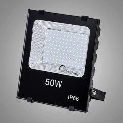 Haut de la lumière LED SMD Floodligh en aluminium IP65 50W CE RoHS LVD
