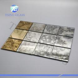 3-6mm Silver Mirror/ Aluminium Mirror / Safety Mirror / Antique Design Mirror