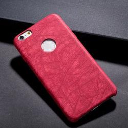 Téléphone cellulaire couvercle ultraminces Étui en cuir souple pour iPhone7 7plus