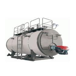 Poupança de espaço de óleo Diesel Caldeira a queima de gás gerador de vapor do carvão quente de combustível do aquecedor de água na fornalha fornecedor profissional