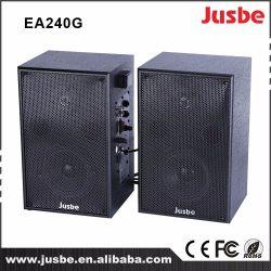 Jusbe Ea-240gii 50watts 4 Ohm Multimédia 2.0 Active Monitor Haut-parleur 2.4G Technologie sans fil pour enseigner le système Audio Sound System