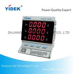 Светодиодная панель Yidek цифровой амперметр Am монитора с помощью протокола Modbus