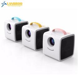 Pico Pocket Portable Mini projecteur LCD Mobile de Soutien de film 20~70 pouces HDMI-in/disque USB/TF carte de cadeaux pour les enfants/électronique/jeux/Education/business/Home Cinema