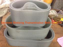 PU Courroie de distribution avec du fil en acier T5-840-100mm