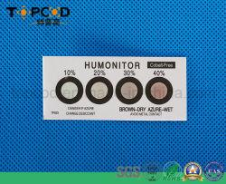 Scheda sensibile del sensore dell'indicatore di umidità dell'umidità libera del Brown Hic del cobalto