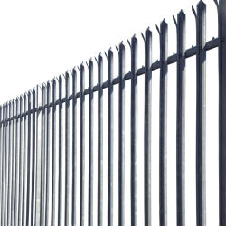 Amazon Ebay's Choice con recubrimiento en polvo o galvanizado W D Sección Palisade valla de seguridad (PSF)