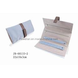 Roulis Multifonctionnel de Bijou de Cuir de Rectangle pour la Boucle/collier/boucles D'oreille