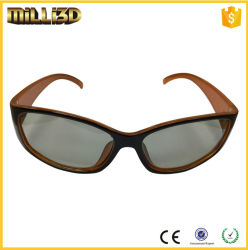 映画のための卸し売りオンラインでImaxのサンプル買物3Dガラスの受動の回状3Dガラス