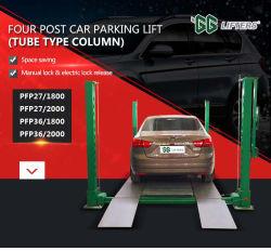 Véhicule auto voiture Double Gerbeur avec 4 postes de stationnement de levage
