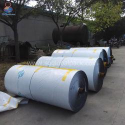 Tessuto resistente rivestito della tela incatramata del PE impermeabile stampato abitudine della Cina