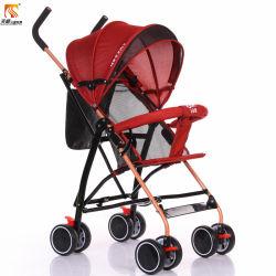 2019 последней модели роскоши 4 Колеса с возможностью горячей замены мама малыша Stroller